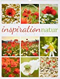 Inspiration Natur 2019, Wandkalender im Hochformat (50x66 cm) - Inspirations- / Naturkalender mit Bildmosaik im Triplet-Stil mit Monatskalendarium