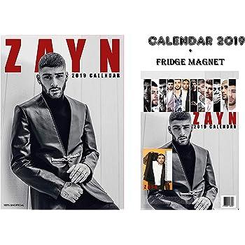ZAYN CALENDARIO 2019 + ZAYN CALAMITA DA FRIGO