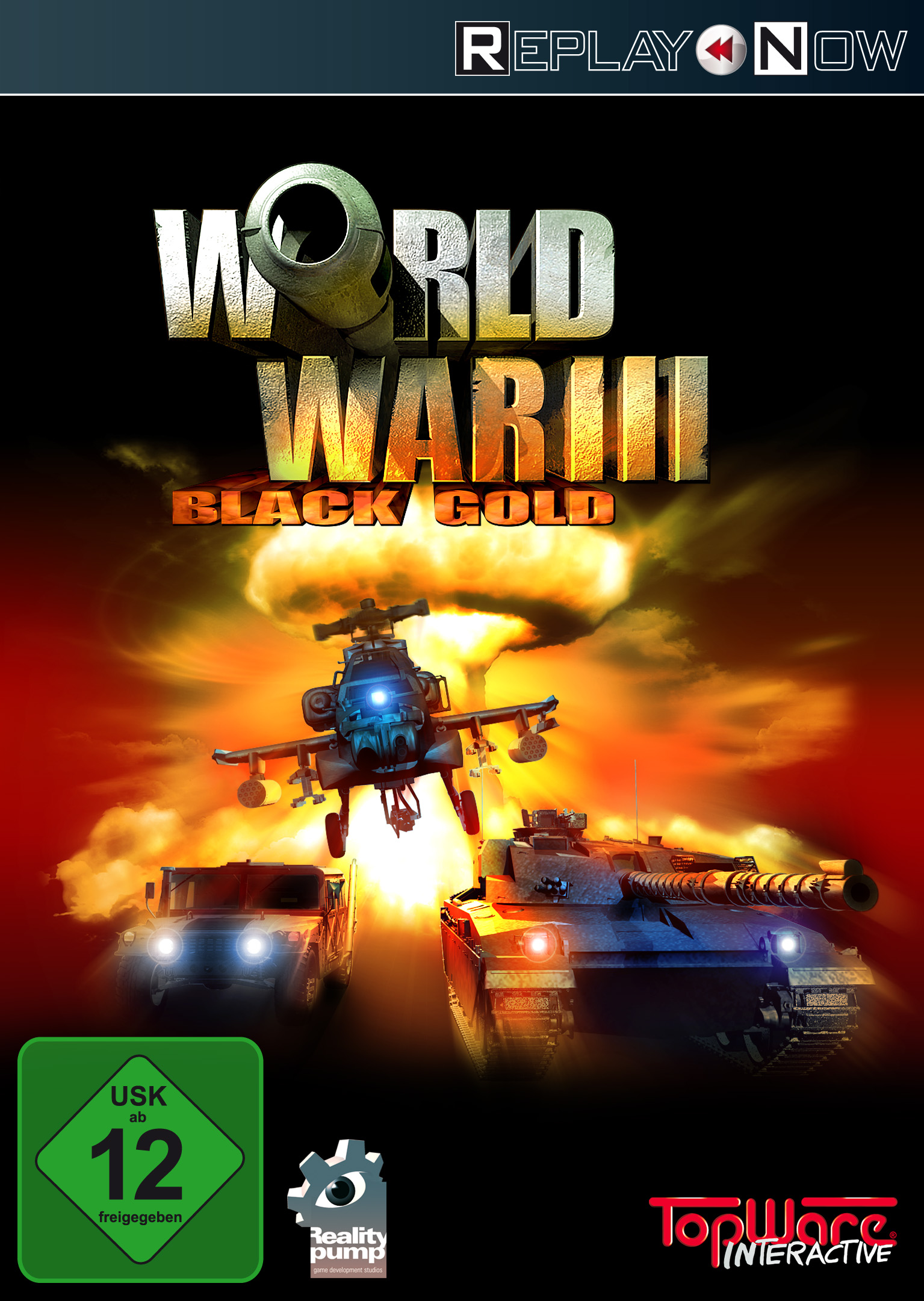 World War III: Black Gold [PC Download] (Pc-rts-spiele)