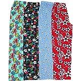 GWA Girls Printed Pyjama Pant (Print and Colour May Vary )