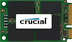 Crucial CT256M4SSD3 256GB interne SSD Festplatte mSATA