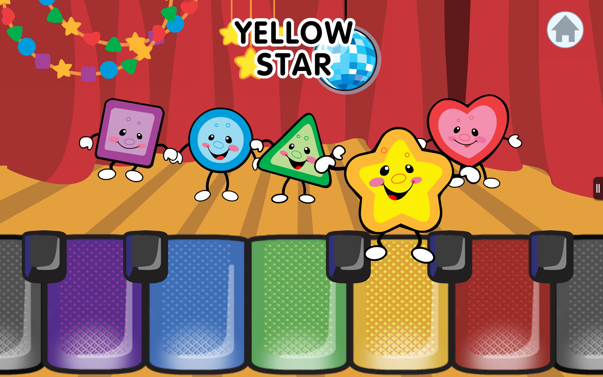 Laugh & LearnTM Shapes & Colors Music Show for Baby