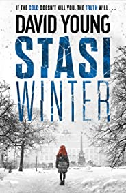 Stasi Winter: The gripping Cold War crime thriller (English Edition)