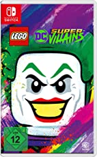 LEGO - DC Super-Villians - [Nintendo Switch]
