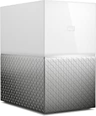 WD My Cloud WDBMUT0040JWT-BESN 4TB Home Duo Personal Cloud Storage