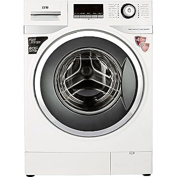 IFB 8.5 kg Fully-Automatic Front Loading Washing Machine (Executive Plus VX, White)