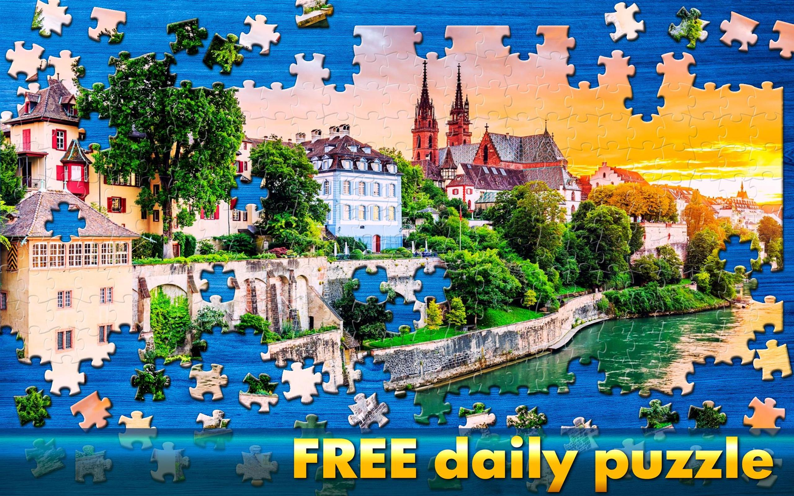 Puzzle Gratis Online