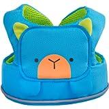 Trunki ToddlePak - Fuss Free Toddler Walking Reins & Kids Safety Harness – Bert (Blue)