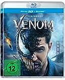 Venom  (+ Blu-ray 2D) [2018] [Region A & B & C]