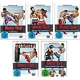 Muay Thai Die komplette Serie über die Techniken und das Training des Thai-Boxens