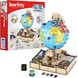 Smartivity Globe TROTTERS Augmented Reality STEM STEAM Educational DIY Building Construction Activity Toy Game Kit, Easy Inst