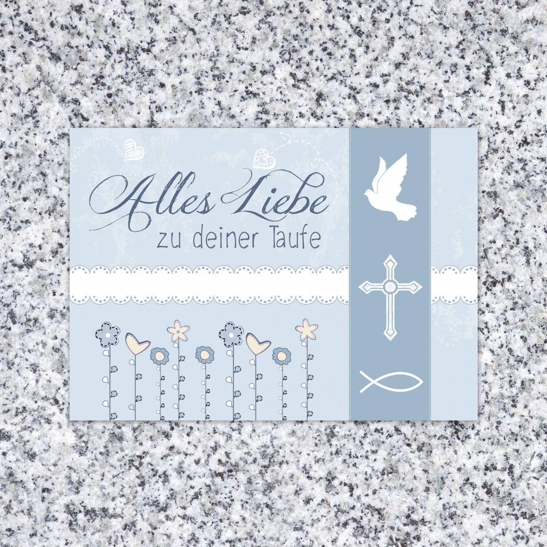 Was Schreibt Man Zur Taufe Muster Texte Für Taufkarten