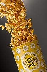 The Crunch Box Smokehouse BBQ Popcorn Tin - 100 GMS