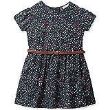 Amazon Brand - Jam & Honey Cotton Girls' Dresses & Jumpsuits Knee-Length Dress