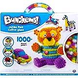 Bunchems 6028251/6028252 Kit 1000 con Accessori, Multicolore, Modelli Assortiti