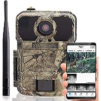 icuserver Caméra de Chasse icucam 4G Lite - 1 an Gratuit d'envoi d'images - 4000 Coins pour Chaque Nouvelle caméra 4G…