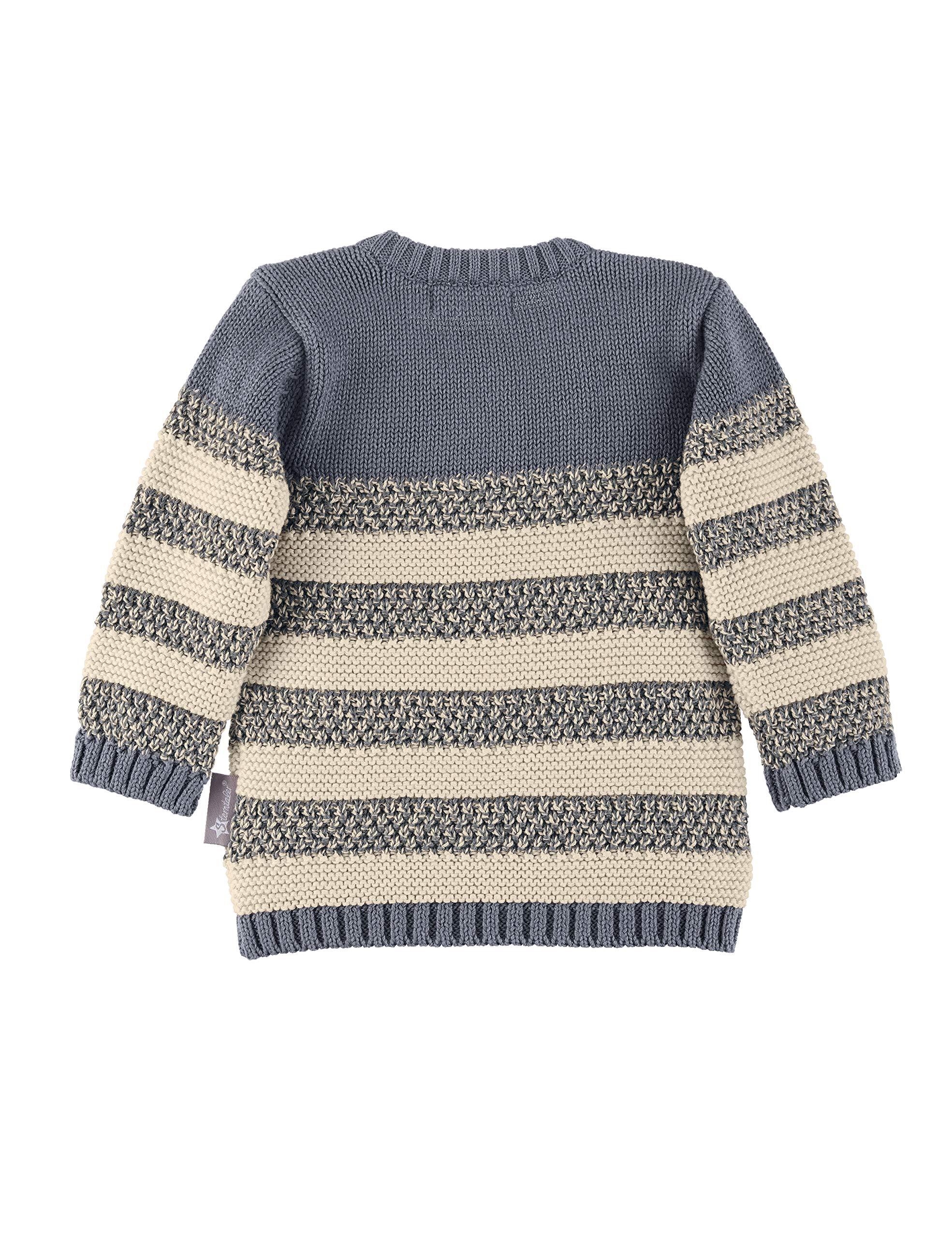 Sterntaler Strick-Pullover Felpa suéter para Bebés 2