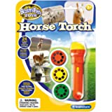 Brainstorm Toys Horse Torch and Projector