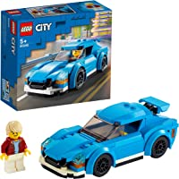 LEGO Sports Car Building Blocks for 5 Years and Above