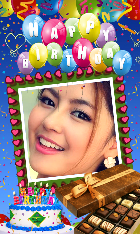 Birthday Photo Frames New Amazoncouk Appstore For Android