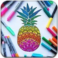 Coloring Book - Mandala Art