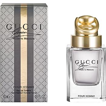 194a56dae Gucci Made to Measure Eau De Toilette Spray for Him, 50 ml: Amazon ...