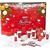 Brubaker Cosmetics Beauty Adventskalender 2020 – 24 x Körperpflege Produkte & Spa Accessoires - der XXL Wellness…