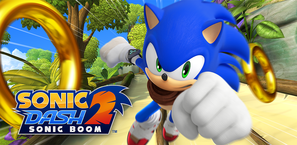 Image of Sonic Dash 2: Sonic Boom