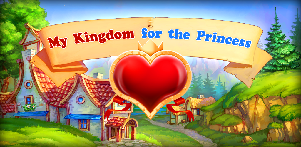 My Kingdom For The Princess 5