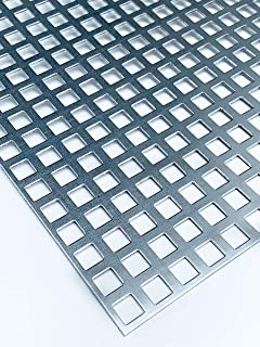 500mm 500-2000mm Stahlrohr Quadratrohr Vierkantrohr 20x20x2 mm E235 EN 10305-5