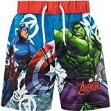 MARVEL Boys Avengers Swim Shorts