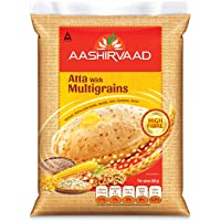 Aashirvaad Atta with Multigrains, 1kg