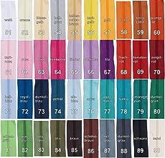 Endlosreissverschluss 5mm, 5meter, mit 10 Nonlock Zipper, endlos reissverschluss, Auswahl aus 40 Farben