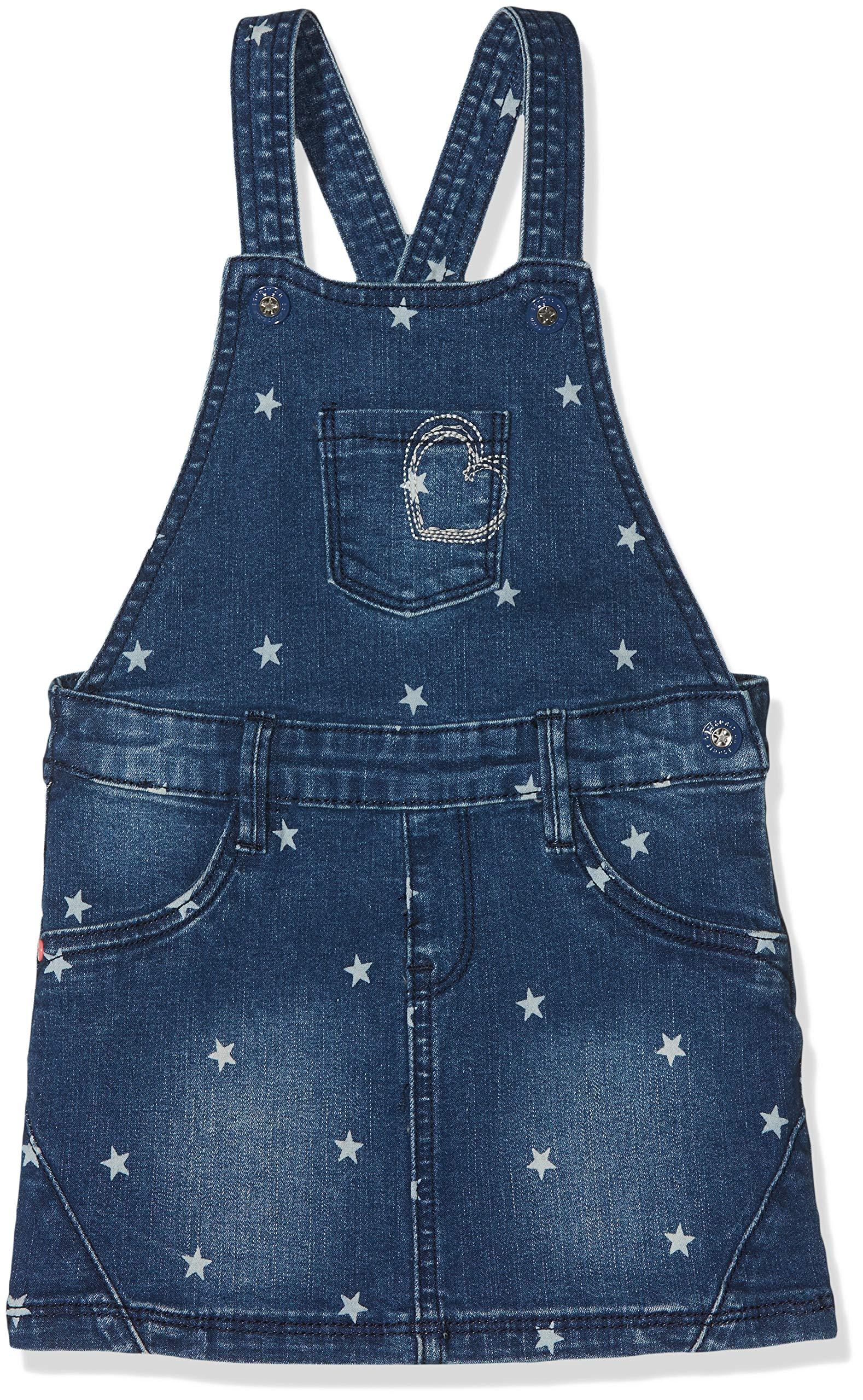 Esprit Kids RM2800107 Falda, Azul (Dark Indigo Denim 461), 92 para Niñas