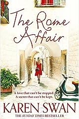 The Rome Affair Kindle Edition