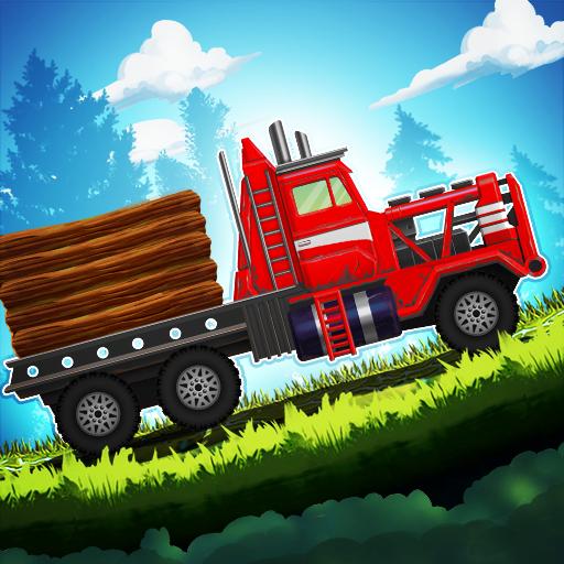 Lumberjack Log (Forest Truck Simulator: Offroad & Log Truck Games)