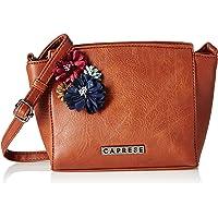 Caprese Women's Sling Bag (Saddle)