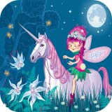 Unicorn World: For Little Girl