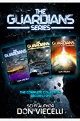 The Guardians Series, Books 1-3 Kindle Edition