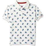 US Polo Association Baby Boy's Plain Regular fit T-Shirt