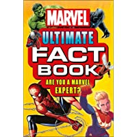 Marvel Ultimate Fact Book: Become a Marvel Expert! (Dk)