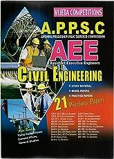 APPSC Assistant Executive Engineers ( AEE )- CIVIL ENGINEERING ENGLISH MEDIUM