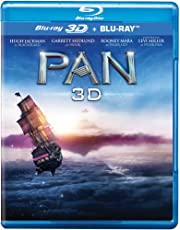 Pan (Blu-ray 3D & Blu-ray) (2-Disc)