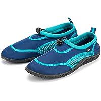 Urban Beach Ladies Aqua Shoes Toggle Beach Shoes