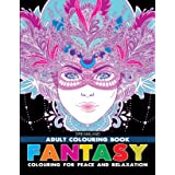 Fantasy- Colouring Book for Adults