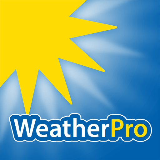 WeatherPro Satelliten-radar