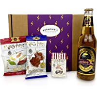 The Ultimate Harry Potter Selection Box - Non-Alcoholic Butterscotch Beer, Chocolate Frog, Jelly Belly Bertie Bott's…
