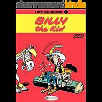 Lucky Luke - Volume 1 - Billy The Kid (Lucky Luke (English version)) (English Edition)