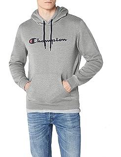 Champion Classic Logo Sweat Shirt à Capuche Homme: