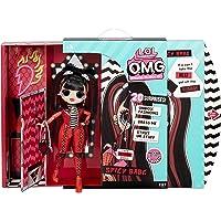 LOL Surprise OMG Serie 4 bambola alla moda SPICY BABE con 20 sorprese, tra cui vestiti, completini glamour e accessori…